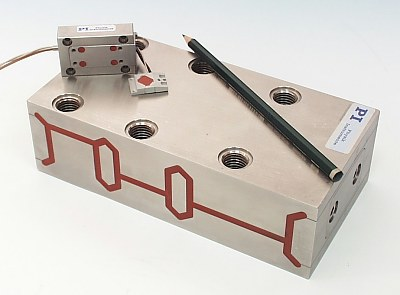 Large NanoPositioning Stage (e.g. for Precision Machining...), Small LISA Stage (e.g. for Metrology, Semiconductor..) Mini NanoPositioning Stage (e.g. for Disk Drive Test)