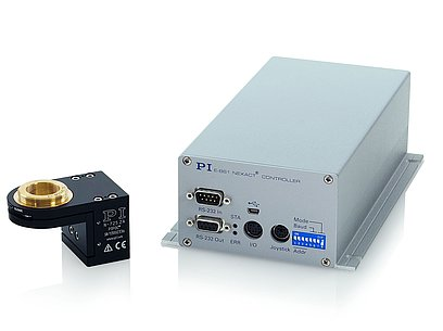 Nano-Focus | Nanopositioning Stage | PI N725 | Manufacturer | Supplier