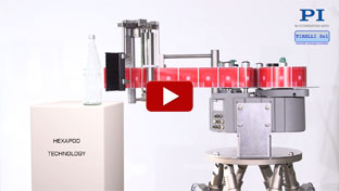Novel Labeling Machine Prototype